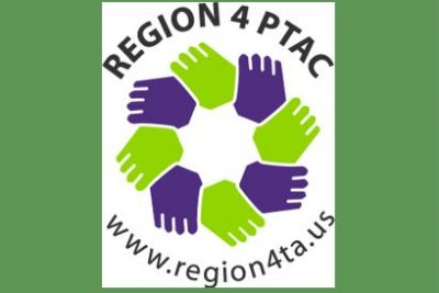 Region 4 Parent Technical Assistance Center Logo