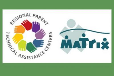 Region 6 Parent Technical Assistance Center Logo