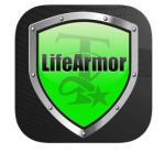 Logo of LifeArmor app